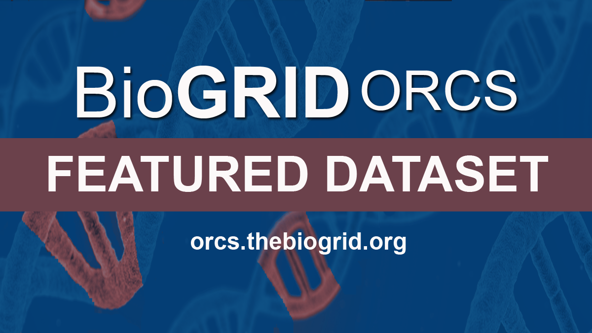 BioGRID ORCS Build 1.0.4 added 18 new CRISPR-Cas9 screens exploring essential genes and drug vulnerabilities in glioblastoma cells from MacLeod G et. al (2019)